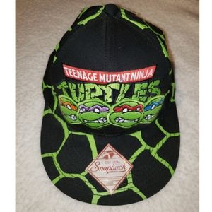 Bioworld Teenage Mutant Ninja Turtles Snapback